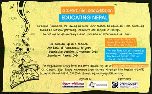 Educating Nepal